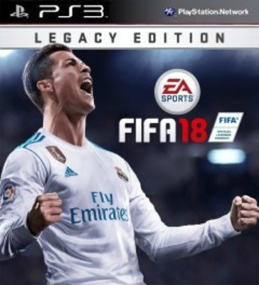 Fifa 18 - Ps3 Midia Digital