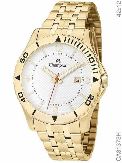 Relógio Champion Masculino Ca31373h Original Com Nota Fiscal