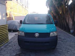 Volkswagen Eurovan Carga Doble Banca Aa Mt 2009