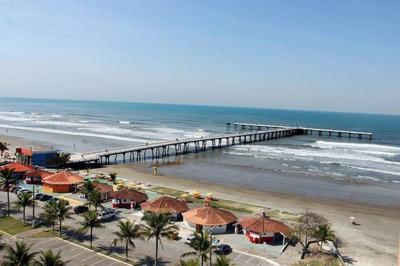 Casa Em Mongaguá Lado Praia, R$ 145 Mil. Oportunidade! C4989
