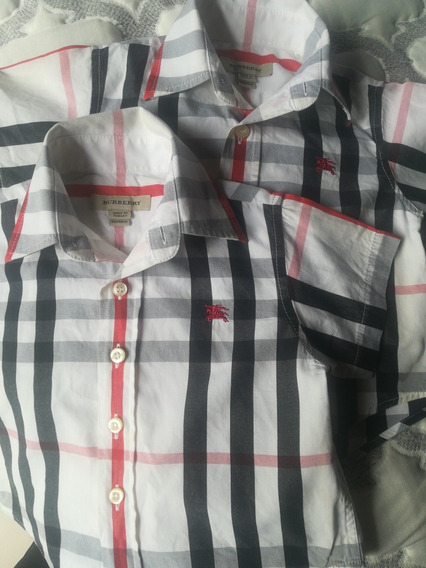 Lindas Camisas Burberry Auténticas