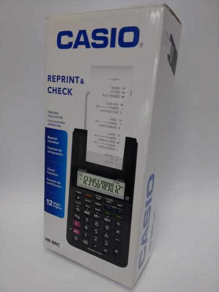 Calculadora Casio Hr-8rc 12 Dígitos