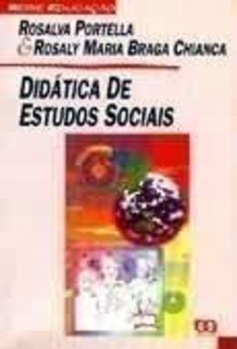 Didática De Estudos Sociais - Série Educação 5ª Ed.