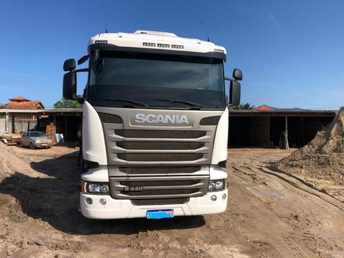 Scania 440 Automático