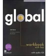 Global Workbook And Audio Cd (+ Key-intermediate)