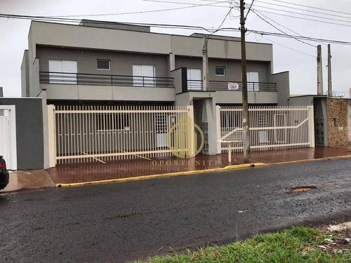 Imagem 1 de 19 de Apartamento Com 2 Dormitórios À Venda, 70 M² A Partir De R$ 170.000 - Residencial Parque Dos Servidores - Ribeirão Preto/sp - Ap1542