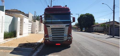 Imagem 1 de 15 de Scania Streamline Highline 480 Traçado 6x4 Bug Leve 2014