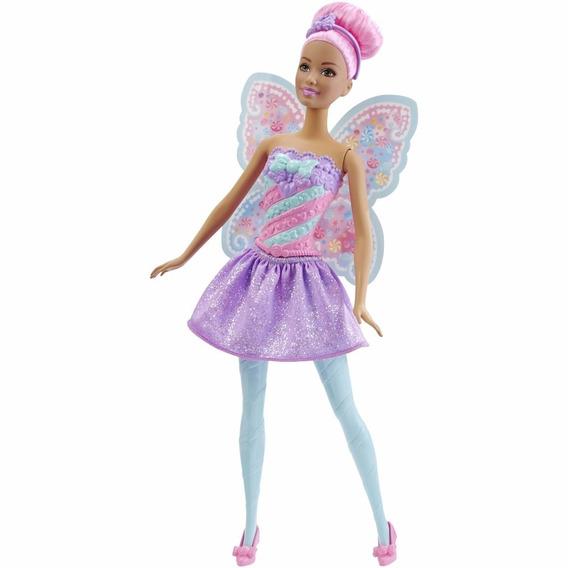 Boneca Barbie Dreamtopia Reinos Mágicos Dhm50 Mattel