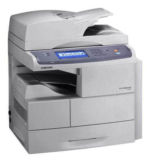 Impressora Samsung Scx-6555nx Laser De Mostruário