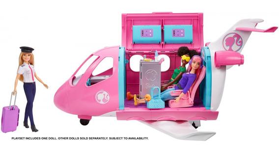 Barbie Explorar E Descobrir Jatinho De Aventuras