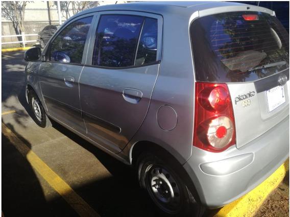 Vendo Kia Picanto 2011 Muy Cuidado Con Mantenimiento Al Dia