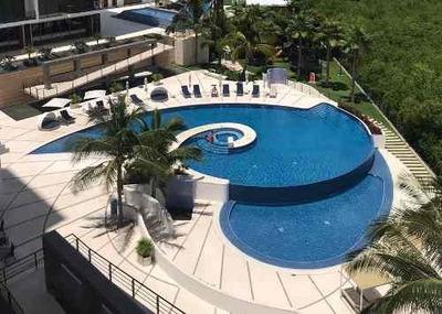 Renta De Lujoso Departamento En Residencial Be Towers, Puerto Cancún