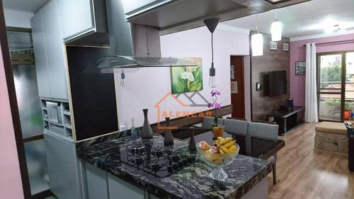 Imagem 1 de 23 de Apartamento À Venda, 65 M² Por R$ 402.000,00 - Vila Nova Savoia - São Paulo/sp - Ap0233
