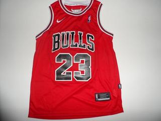 Camiseta Basketball Chicago Bulls Titular #23 Jordan