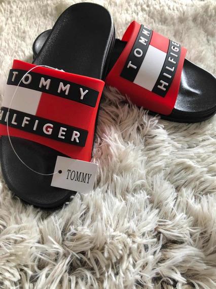 Sandalea Para Caballero Tipo Tommy Excelente Calidad