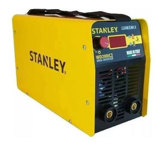 Soldadora Inverter 200a Stanley Sxwd200ic2 Anti Stick