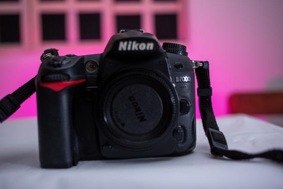 Nikon D7000 (corpo)