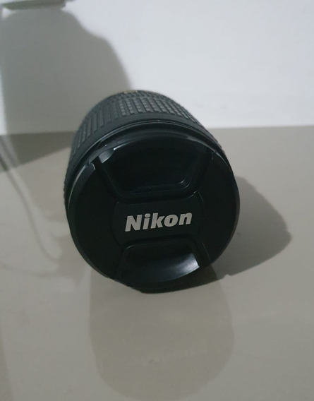 Lente Nikon 18-105mm F/3.5-5.6g