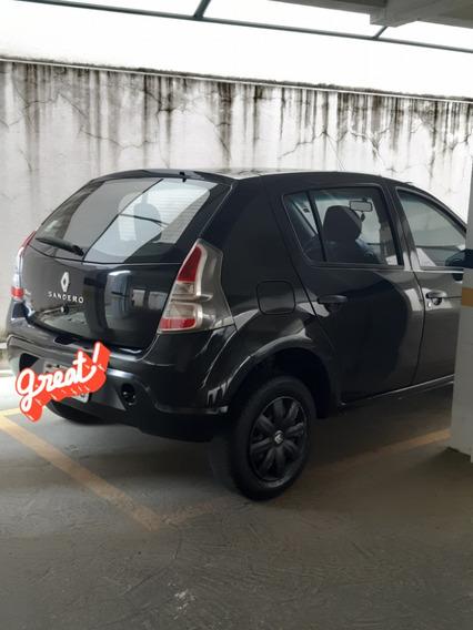Renault Sandero Exp 1.0 16v 13/14 Flex