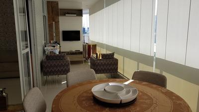 Apartamento 04 Quartos Em Alto Padrão Em Bento Ferreira. - 19511