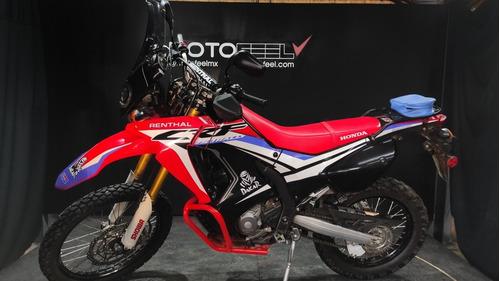 Imagen 1 de 9 de Motofeel Cdmx - Honda Crf 250 Rally @motofeelmx