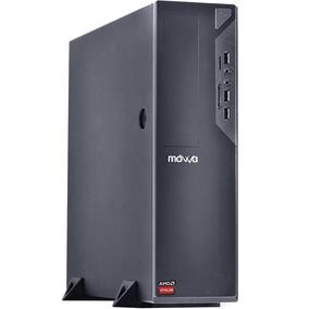 Computador Movva Amd Athlon Quad-core 5150,4gb, 500gb, Linux