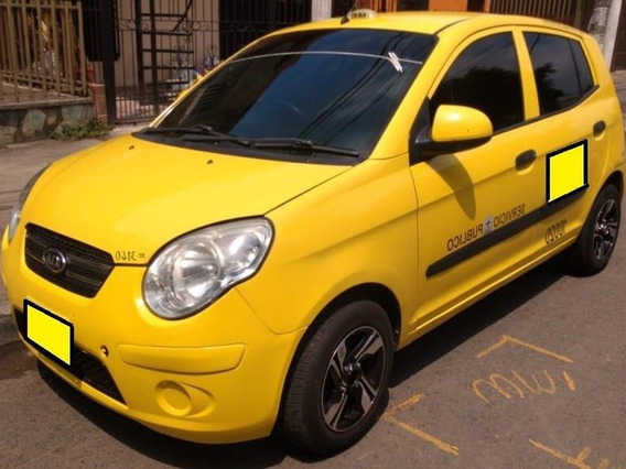 Taxis Kia Picanto Morning