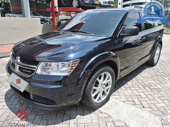 Dodge Journey Se At 2.4 2011 Ril739