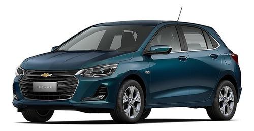 Chevrolet Onix 1.0t Premier Ii Automatico 2021 0km Azul #7