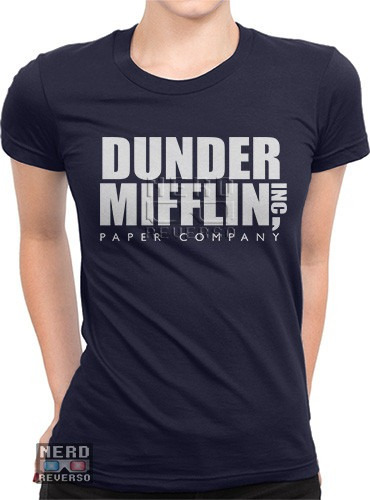 Baby Look The Office Dunder Miffilin Geeks Nerds Séries