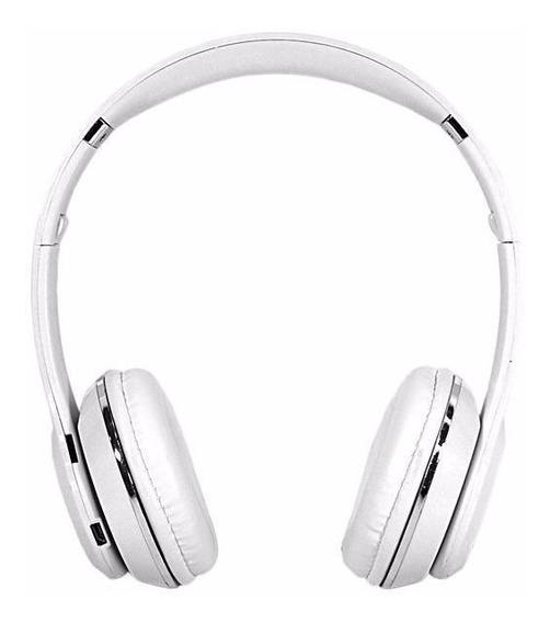 Headphone Mox Mo-f899 Bluetooth/tf Card - Branco