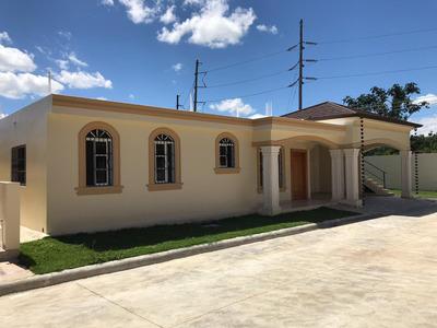 Casa En Renta En Torre Alta, Puerto Plata 3003