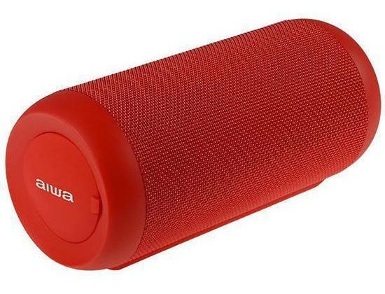 Caixa De Som Bluetooth Usb Fm Aiwa Aw-q680b Bateria 2.200mah