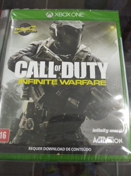Call Of Duty Infinite Warfare - Xbox One (lacrado)