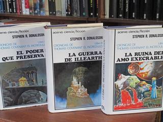 Crónicas De Thomas Covenant, Completa, Stephen R. Donaldson