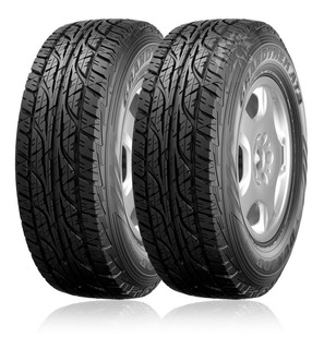 Kit 2 Neumaticos Dunlop At3 31 10.5 R15 A/t 109s 6 Cuotas