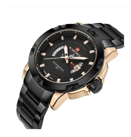 Relógio Naviforce Preto