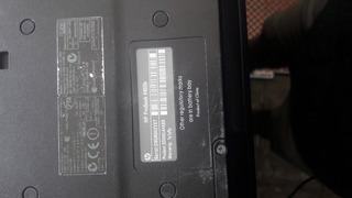 Laptop Hp Probook 6455b Pa Reparar O Pa Refacciones