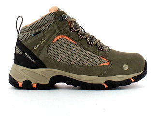 Borcegos Botas Mujer Hitec Discovery Impermeables Trekking