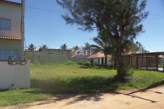 Òtimo Terreno De 450m² Com Escritura Dentro De Condominio Lado Praia À Venda, Em,unamar- Cabo Frio. - Te0135