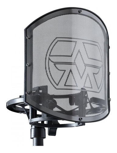Imagen 1 de 10 de Aston Swiftshield Shockmount  Pop Filter Made In Uk