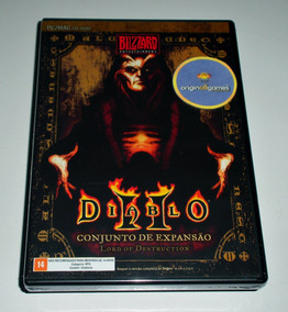 Diablo 2 Lord Of Destruction ¦ Jogo Pc Orig Lacrad ¦ Mí Físi