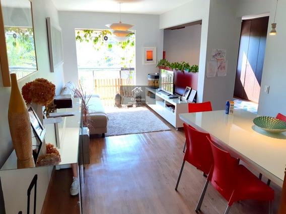 Apartamento A Venda No Bairro Vila Anglo Brasileira Em São - Ms589colina-1