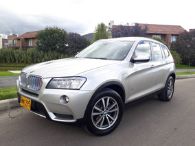X3 Xdrive 20i Tp Executive M Edition Sport Unico Dueño 4x4