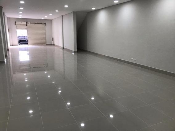Loja Em Centro, Santos/sp De 150m² Para Locação R$ 6.000,00/mes - Lo608597