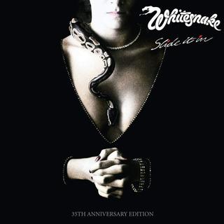 Whitesnake Slide It In Vinilo Doble 180 Gr Nuevo Importado