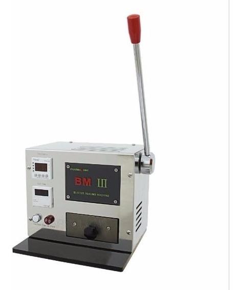 Mini Máquina Blister Manual De Sellado De Cápsula,