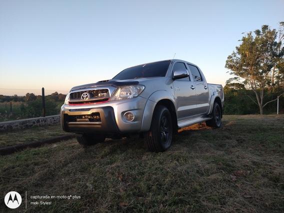 Toyota Hilux Srv 4x2 Inmaculada