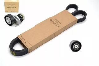 Kit ( Tensor + Rodillo + Correa ) Poli V Volkswagen Amarok