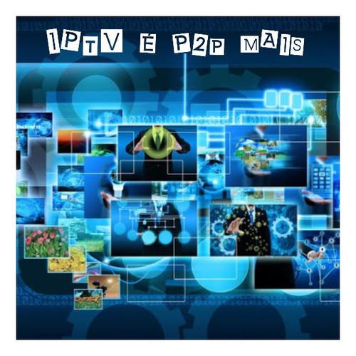 Imagem 1 de 3 de 2000 Canais De Tv 20000 Filmes E Series